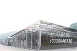 达州玻璃温室-简阳建川温室案例